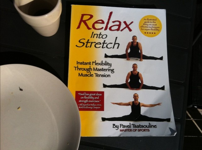 Bøker vi har lest: Relax into Stretch