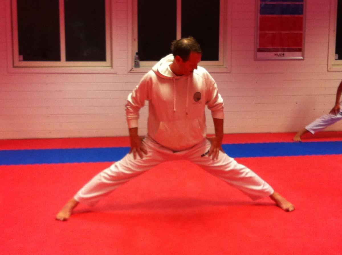"Alle øvelsene til ""Stretchingklasse med Master BergeLavik"""