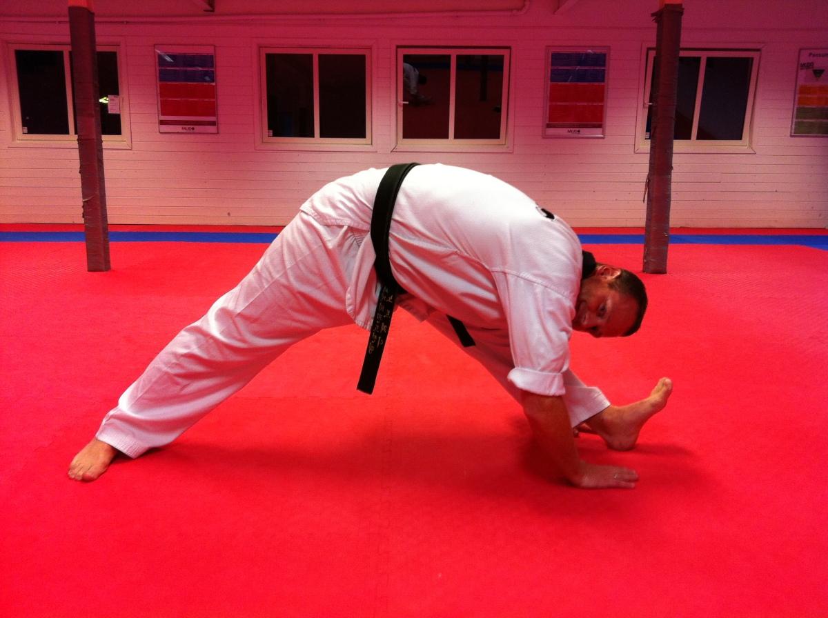 Bli med å måle din fremgang ved å følge programmet «Stretchingklasse med Master BergeLavik»