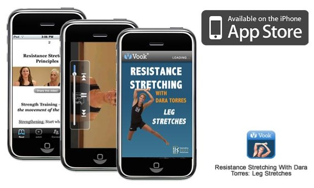 Apps review: Resistance Stretching With Dara Torres