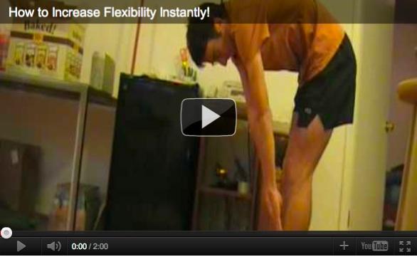 Stretchingtriks for øyeblikkeligfleksibilitet!