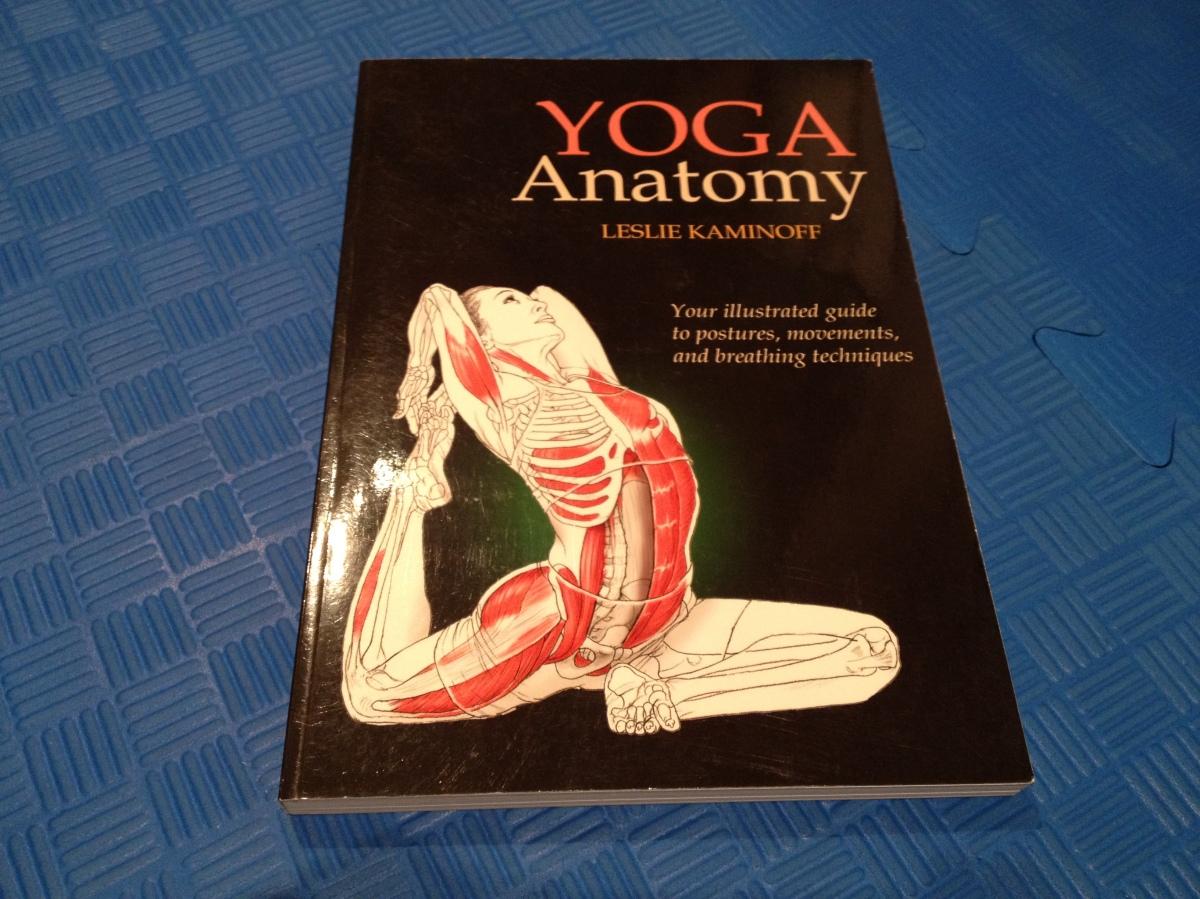 Bøker vi har lest: YogaAnatomy