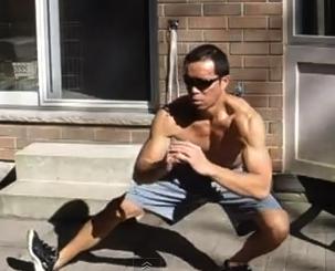 Få i gang hofta og tren overganger for bedrefleksibilitet!