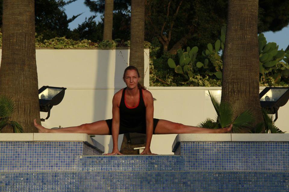 Alle de fantastiske stretchingbildene fra isommer!