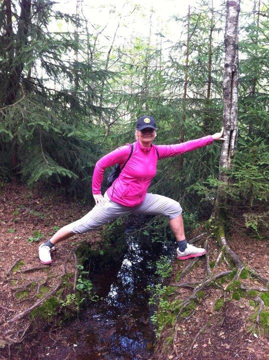 Hvor og hvordan stretcher du i sommer? Kom så med det:-)